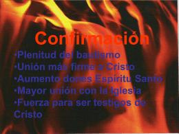 Diapositiva 1 - La Anunciación