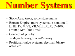 Chapter_02.Wakerly.Number Systems
