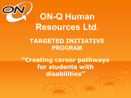 On-Q Human Resources Ltd.
