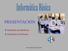 Presentación de PowerPoint - INTEF