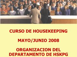 CURSO DE INDUCCIÓN TEMPORADA 2007/08 VES PATAGONIA