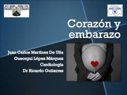 Valvulopatía mitral en el embarazo