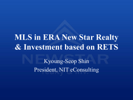 MLS in ERA New Star Realty & Investment based on