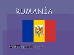 RUMANIA - El blog del Séneca