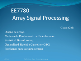 EE6720 Pattern Recognition