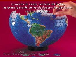 Ascensión de Jesús - Justicia y Paz
