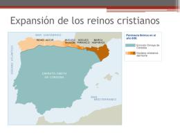 Expansión de los reinos cristianos