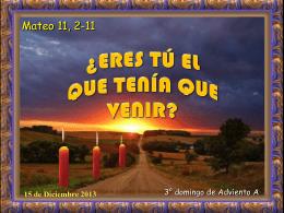 evangelio - CONGREGACIÓN DE LA MISIÓN
