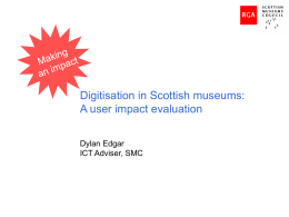 Impact evaluation presentation