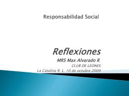 Responsabilidad Social en el Banco Nacional