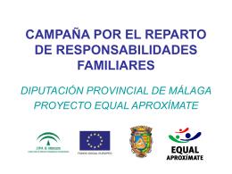 CAMPAÑA POR EL REPARTO DE TAREAS FAMILIARES