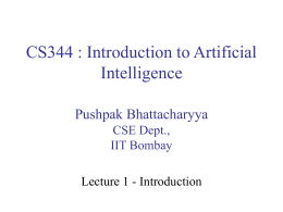 Resources - CSE, IIT Bombay