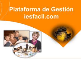 EducaNet Plataforma Educativa