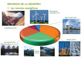 DINÁMICA DE LA GEOSFERA Y RIESGOS GEOLÓGICOS