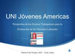 Red Argentina de Jóvenes UNI Americas