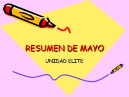 RESUMEN DE FEBRERO - Unidad ELITE de Mary Kay