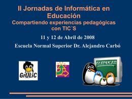 X Congreso Nacional de Educación VII Internacional