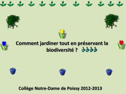 Diapositive 1 - Notre Dame de Poissy