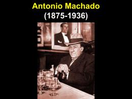 Antonio Machado (1875