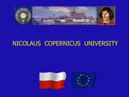 UMK - Université libre de Bruxelles