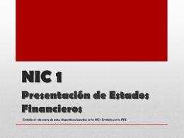 NIC 1 - Tecnológico Comfenalco