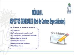 Diapositiva 1 - Fundación Internacional O´Belén