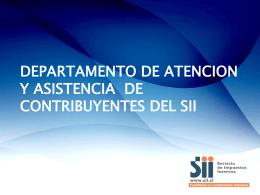 Cuenta Pública 2010 SII