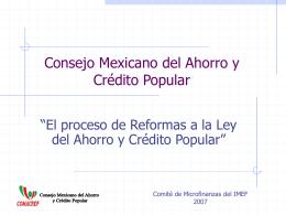 Presentación IMEF 2007
