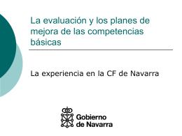 Diapositiva 1 - Conselleria d`Educació,