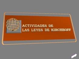 Ejemplos de Aplicación Leyes de Kirchhoff