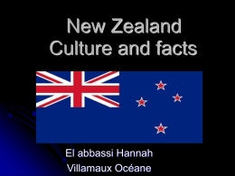 Culture of new-zealand