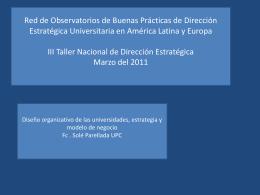Diapositiva 1 - Oficina de Planificación