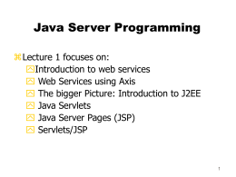 Java Software Solutions Foundations of Program