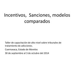 PROGRAMA DE TRATAMIENTO Y REHABILITACIÓN DEL