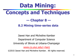 cs412slides - University of Illinois at