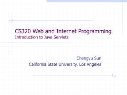 CS10 Java Programming Basic Language Features