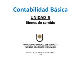CONTABILIDAD BASICA UNIDAD III