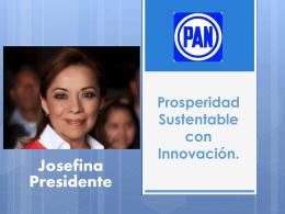 Prosperidad Sustentable con Innovación.