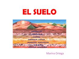 EL SUELO - Mi aula en la red | José – Juan Torres