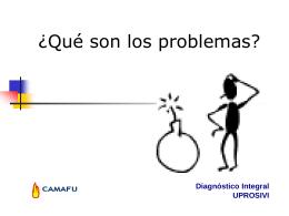 ¿Qué son los problemas?
