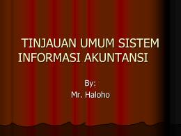 Pengaruh teknologi informasi dan jaringan terhadap