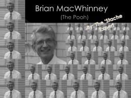 Brian MacWhinney