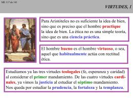 VIRTUDES, 1