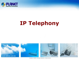Sales Guide for VoIP