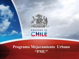 Postulación Proyectos FIE Municipal en sistema PMU