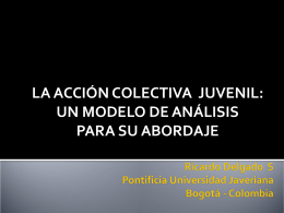 Ricardo Delgado S Pontificia Universidad Javeriana