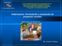 Sin título de diapositiva - Dr. José Ovidio Flores