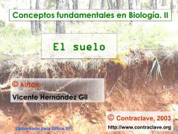 La fotosíntesis y la respiración