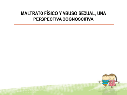 ABUSO SEXUAL - Aula Virtual TuVentana.. | Prof.