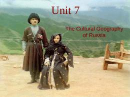 Unit 5 – Chapter 15